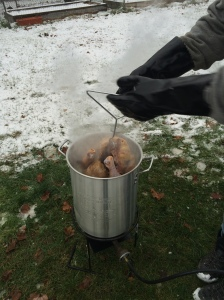 Turkey Frying (15)